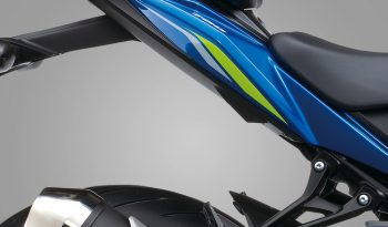 GSX-S750 ABS lleno