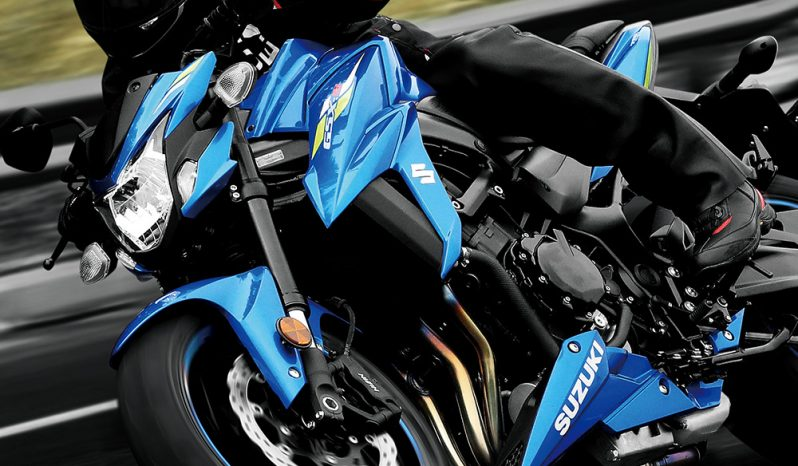 GSX-S750 ABS 2020 completo