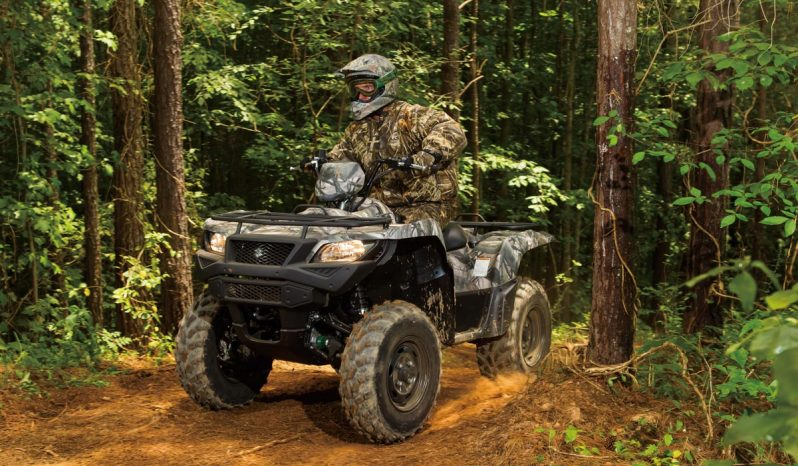 KINGQUAD 750 POWER STERING 2020 lleno