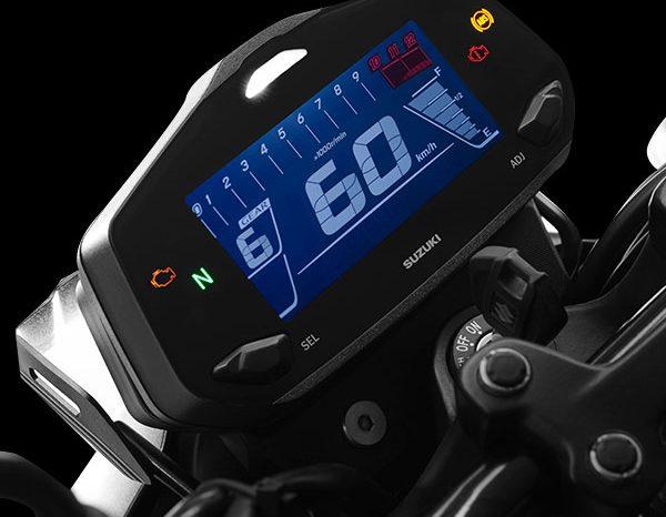 GIXXER 250 ABS lleno